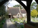 Through the Lychgate