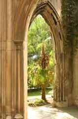 garden of St Dunstans