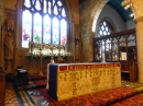 The Chancel looking its best