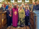Archbishop Sentamu in Harton