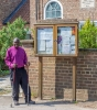 Archbishop Sentamu in Claxton and Sand Hutton