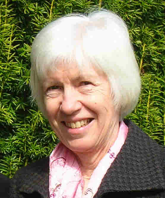 Maureen Rider, Churchwarden