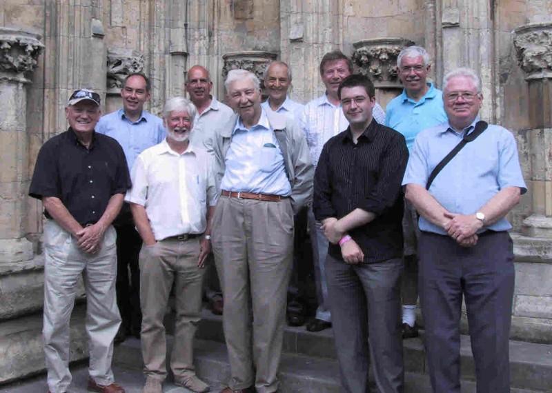 Christ Church Men's Group