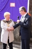 Welcome to the Mayor of Pontypridd