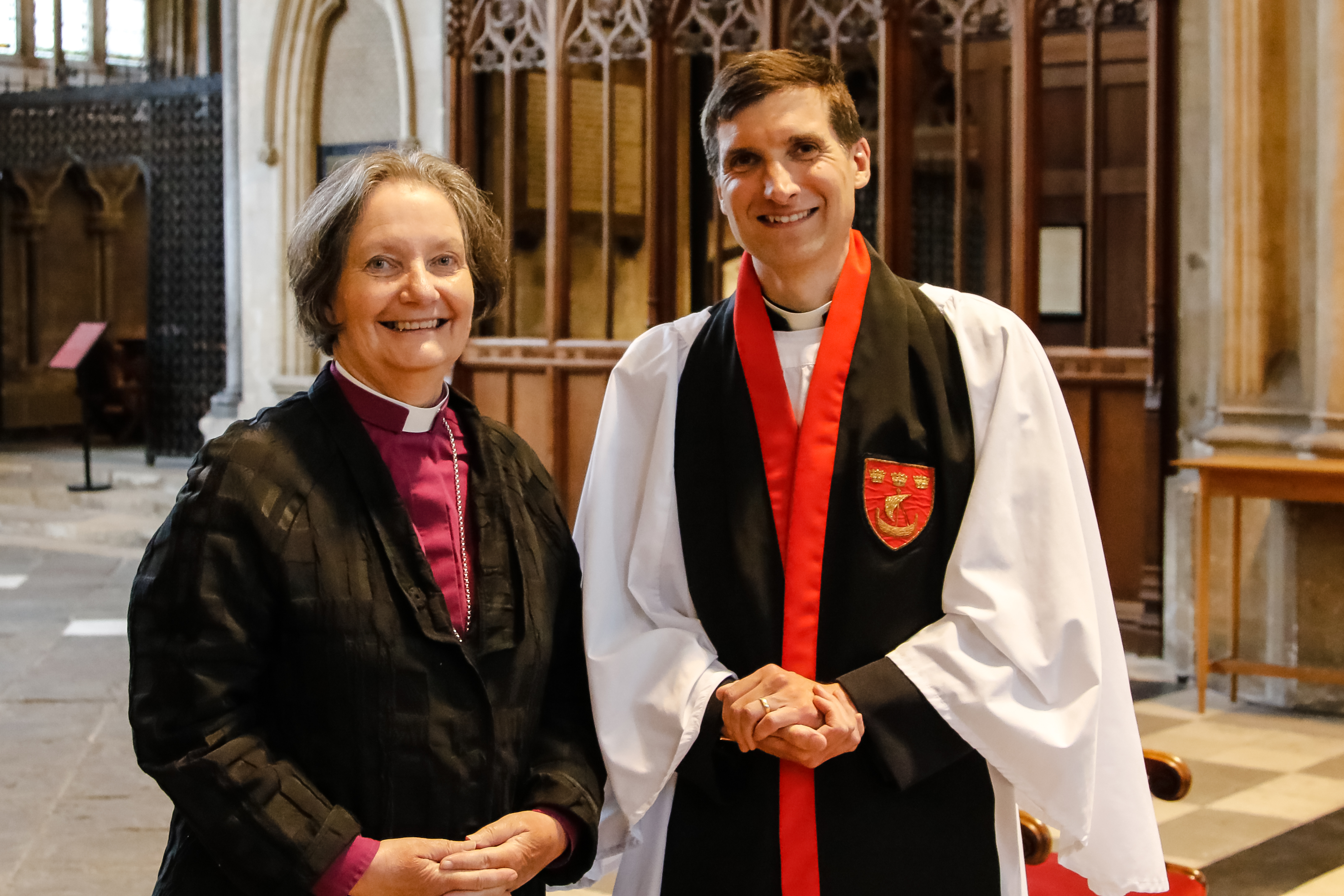 Open New Archdeacon of Malmesbury Collation and Installation