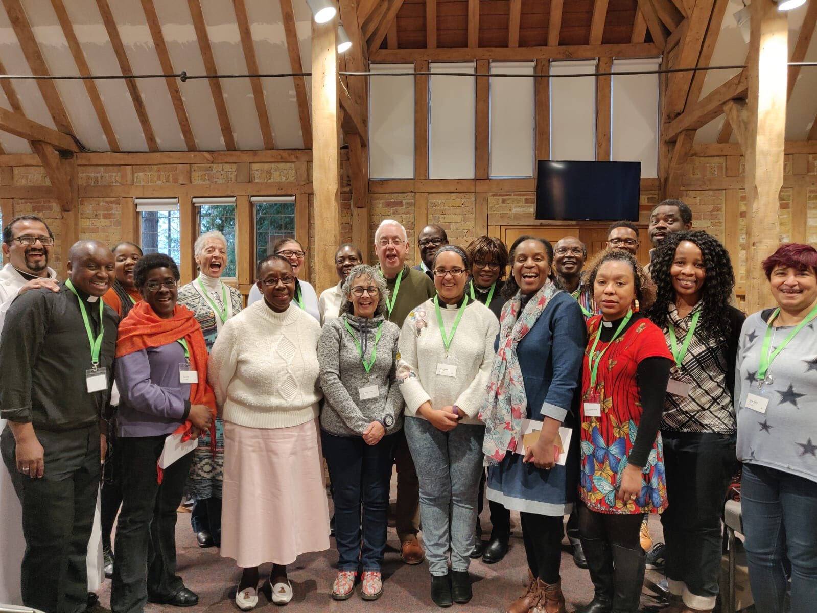Open Encouraging engagement with BAME people in our churches