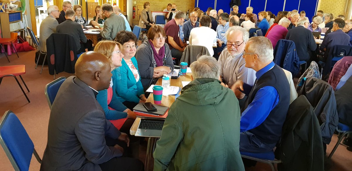 Open Diocesan Synod Report - June 2019