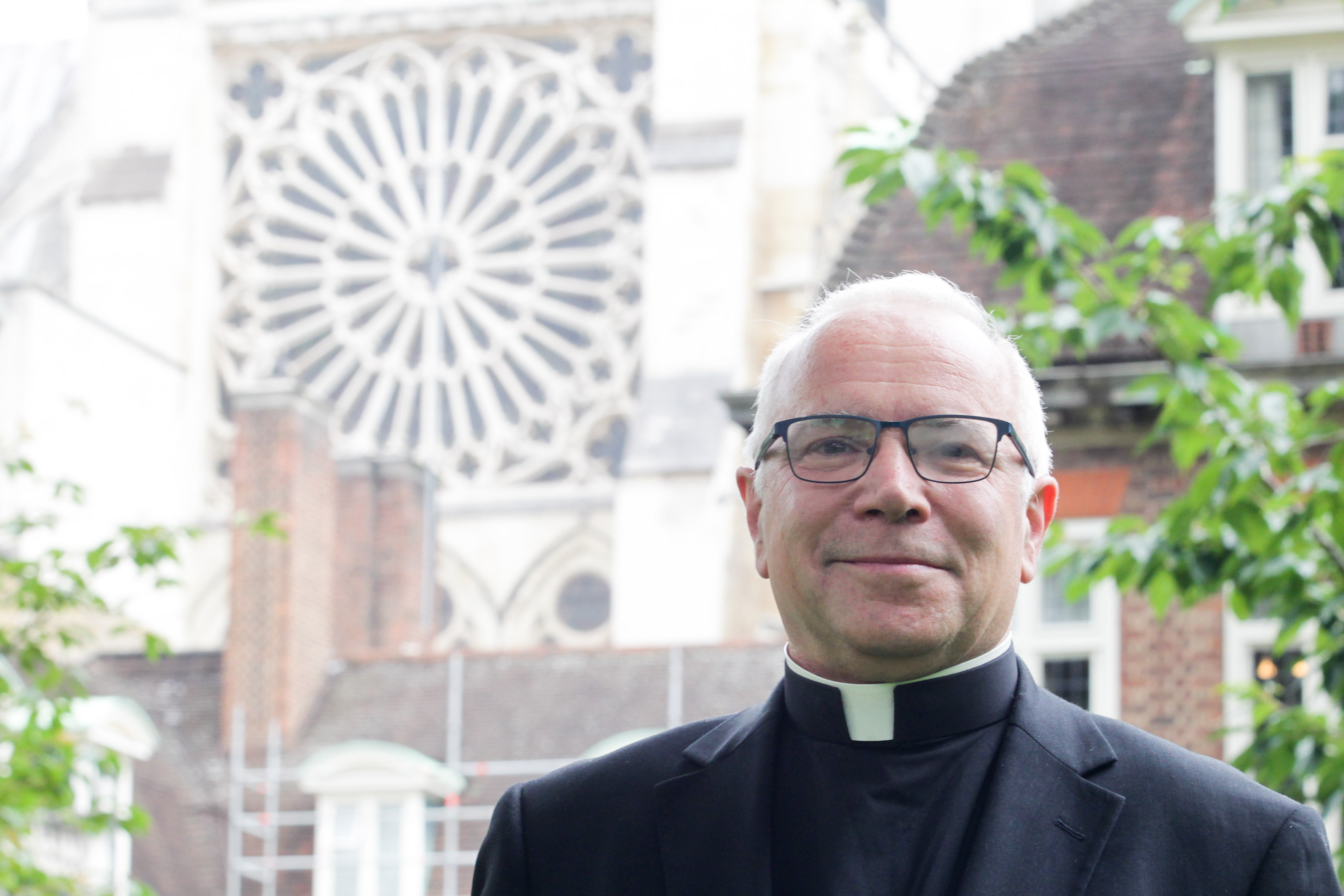 Open Very Revd Dr David Hoyle appointed new Dean of Westminster