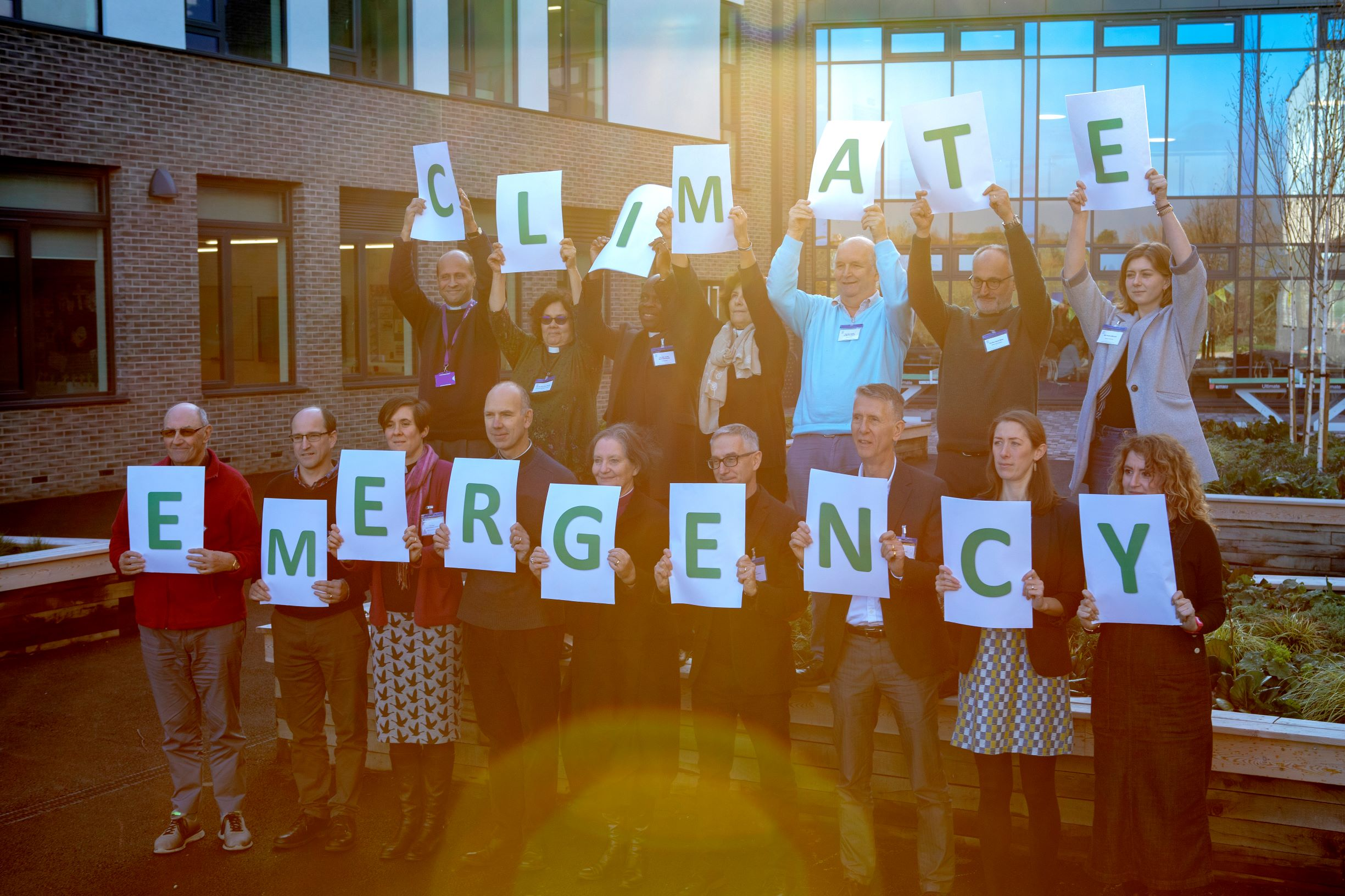 Open We've declared a climate emergency!