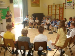 Open Involving Pupils in Collective Worship