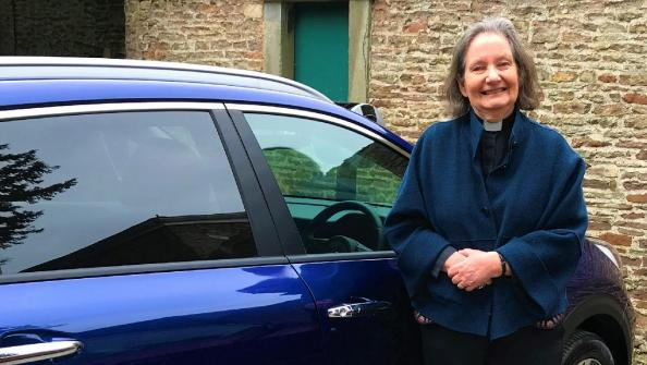 Open Eco parish March update: wildflowers and electric cars