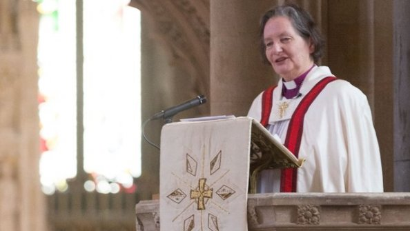 Open Bishop Viv's Lent Reflections at Bristol Cathedral