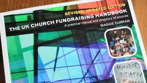Open Top tips on how to use your Church Fundraising Handbook
