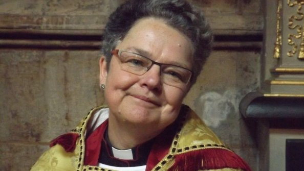 Open Installation of the Revd Canon Dr Mandy Ford as Dean of Bristol marks a first for the Church of England