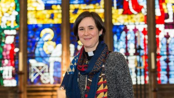 Open Revd Kat Campion-Spall announced as Dean of Women's Ministry