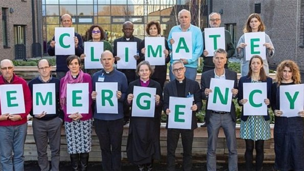 Open Church Action in a Climate Emergency conference