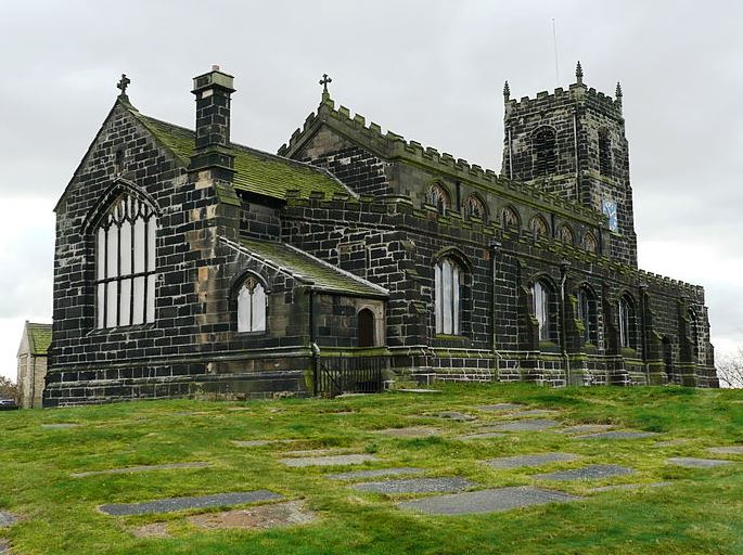 Mottram Church