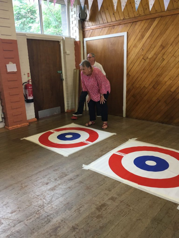 Thursday 2nd August Curling
