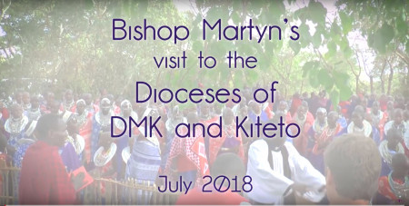 Open Video from our link dioceses and new opportunities