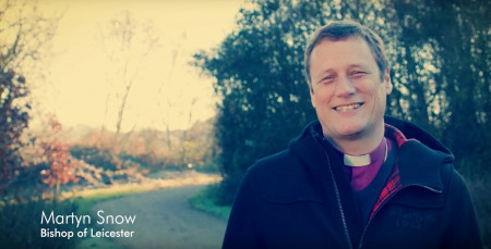 Open Bishop's Christmas Message