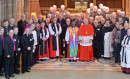 Open Joint Meeting of Anglican and Catholic Bishops in Leicester