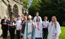 Open Confirmations celebrated across the diocese