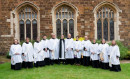 Open Joy at Petertide ordinations