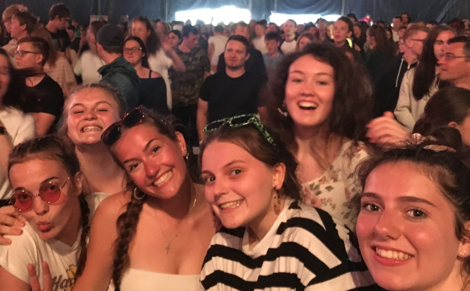 Photo of young people at Soul Survivor
