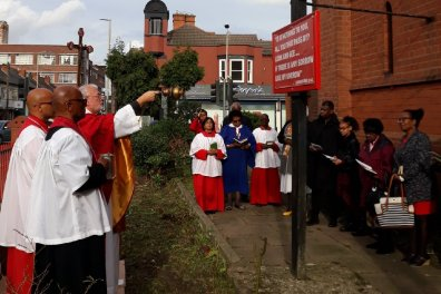 Open A hundred years of witness, engagement and service at St Stephen's