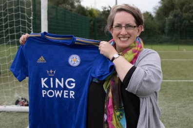 Open New Chaplain for Leicester City Women Football Club