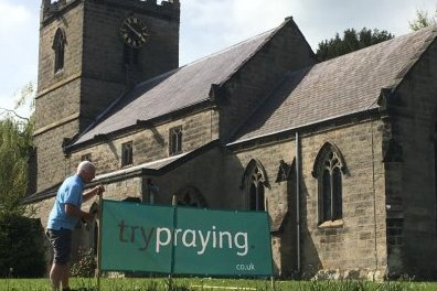 Open North West Leicestershire Deanery Try Praying Initiative
