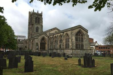Open Eleven churches benefit from Historic England grants