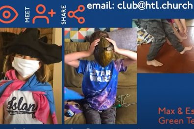 Open Highlights from online holiday club