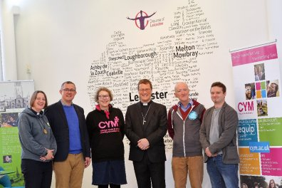 Open CYM Children, Youth and Mission courses moving to the Diocese of Leicester