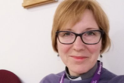 Open Hospital Chaplaincy - ministry in the Covid-19 pandemic: Reverend Sonya Ratten