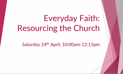 Open Everyday Faith workshops