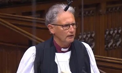 Open Bishop of Coventry in the House of Lords 2020