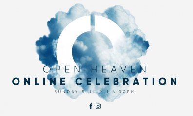 Open Open Heaven Online Celebration