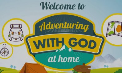 Open Adventuring with God at Home holiday club
