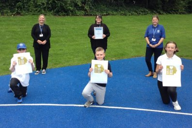 Open Stoke-on-Trent school wins mental health award