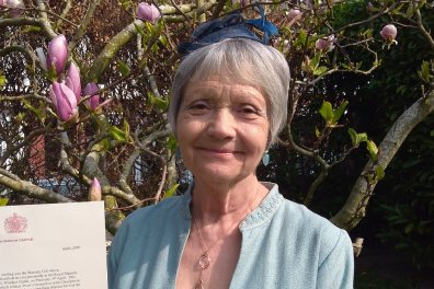 Open Royal garden appointment for Wendy