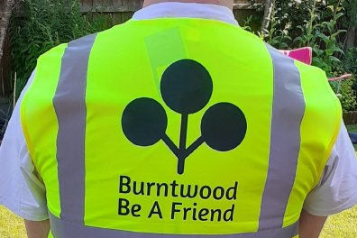 Open Burntwood Be A Friend brings hope beyond lockdown