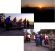 The Easter Day Sunrise Service