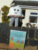 Scarecrow trail - On the theme of nursery rhymes and fairy tales