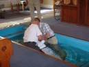 Click here to view the 'Baptisms 2013' album