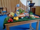 Harvest decorations in the church 2