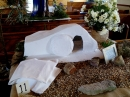 Flower Festival - the empty tomb