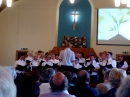 Anniversary weekend 2016 - Salvation Army concert