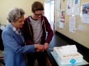 Anniversary weekend 2016 - the Cake