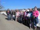 Click here to view the 'The Walking Group April 2013' album